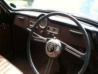 Picture of 1954 Austin A40, interior