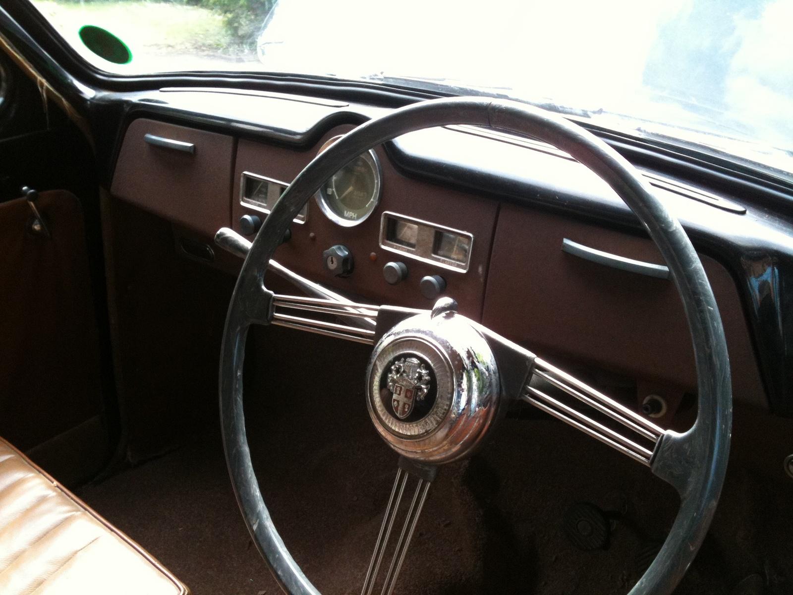 1954 Austin A40 Interior Pictures Cargurus
