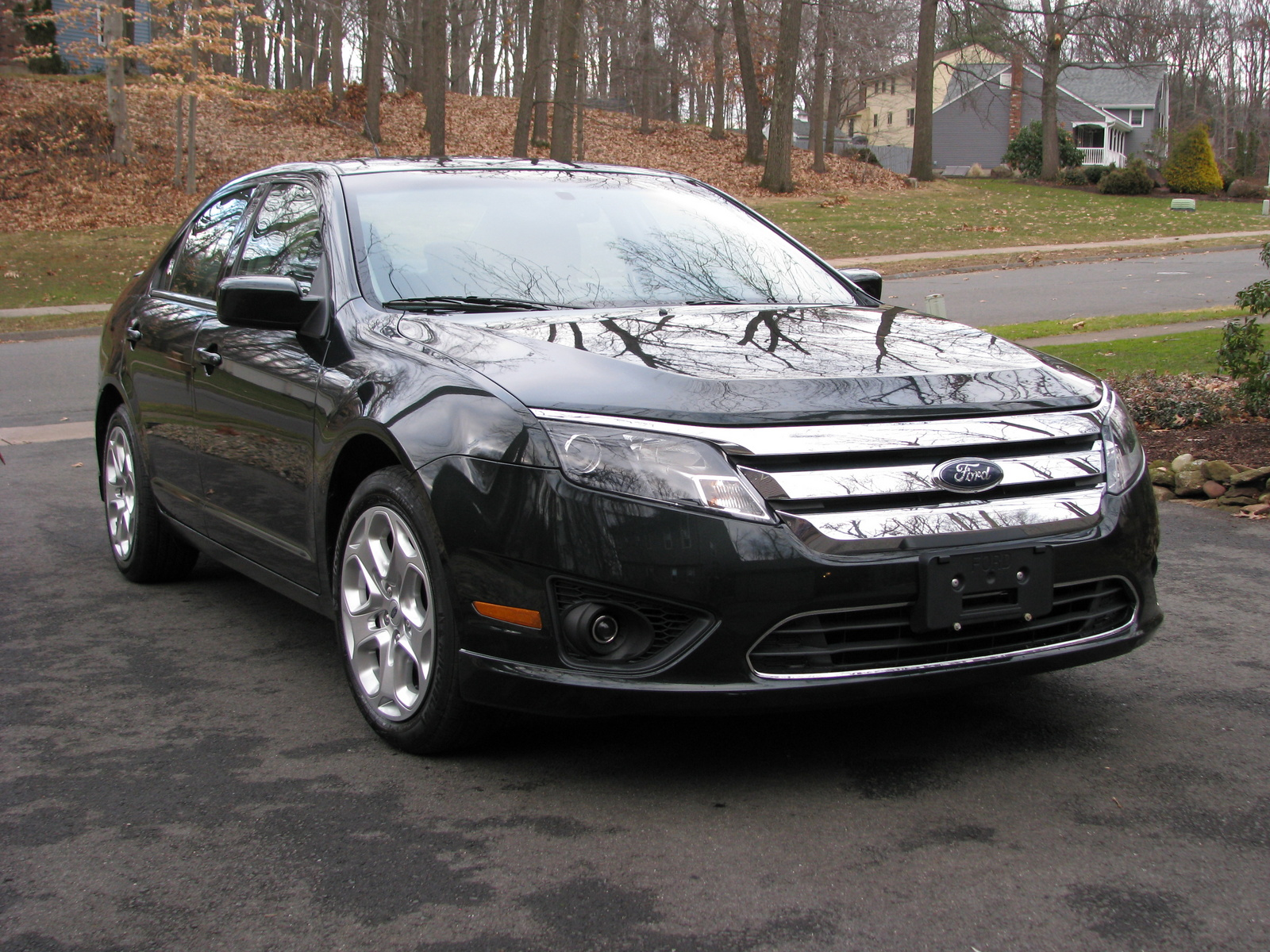 Ford Fusion Se Pic