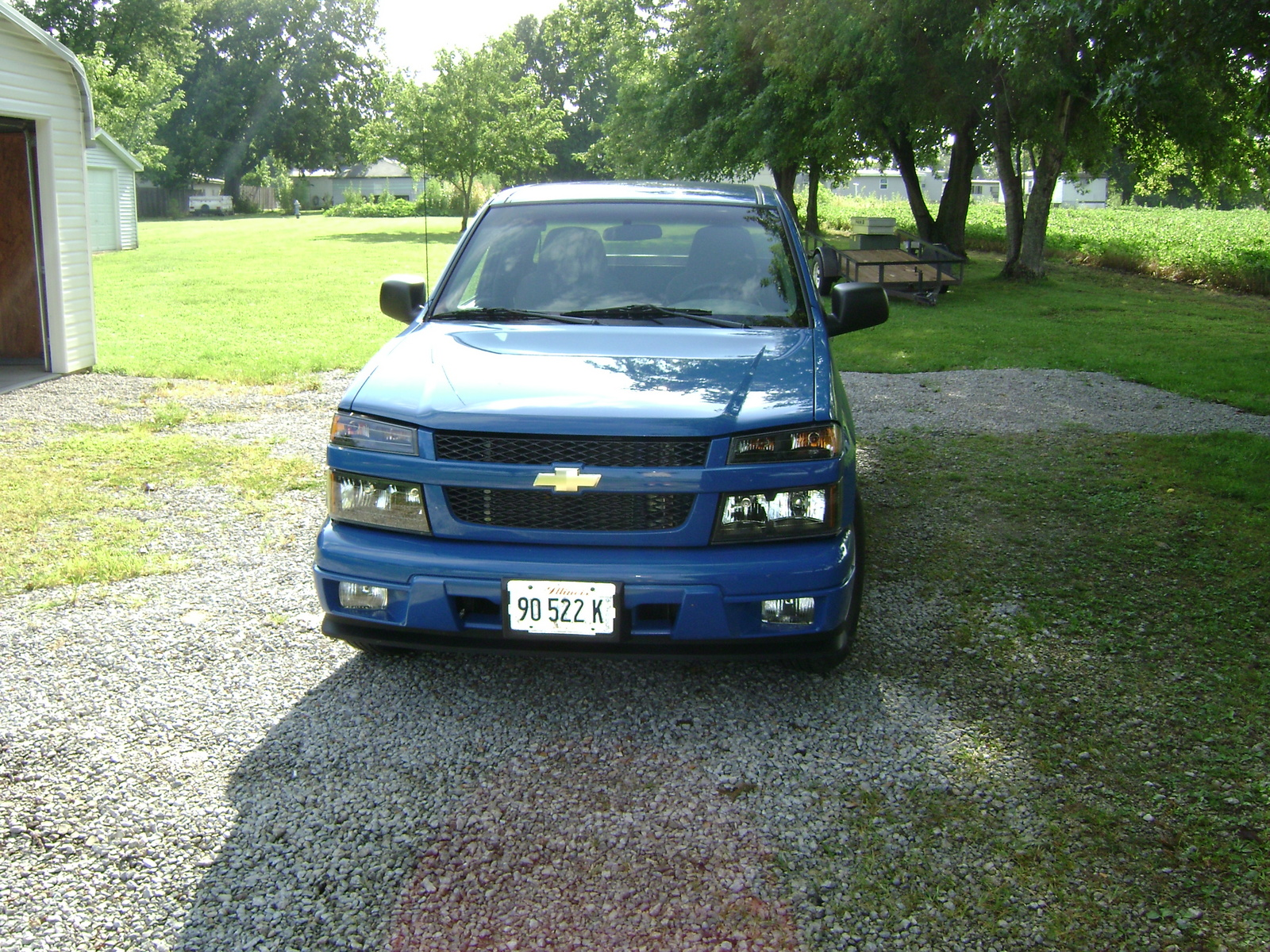 Picture of 2008 Chevrolet Colorado LS Ext. Cab