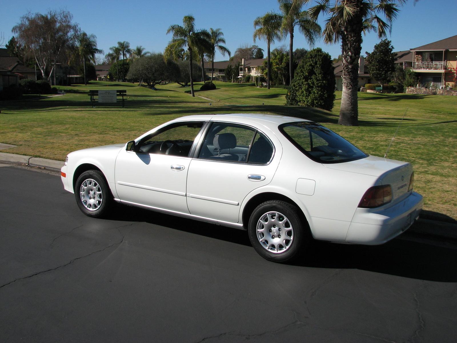 1999 Nissan Maxima Pictures Cargurus