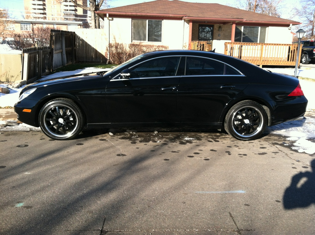 Used mercedes benz cls class for sale denver co cargurus for Mercedes benz cls sale