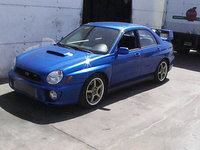 Picture of 2002 Subaru Impreza WRX Base, exterior