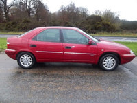 1999 Citroen Xantia Overview