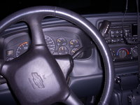 Picture of 2001 Chevrolet Silverado 2500HD LS Crew Cab 4WD, interior, gallery_worthy