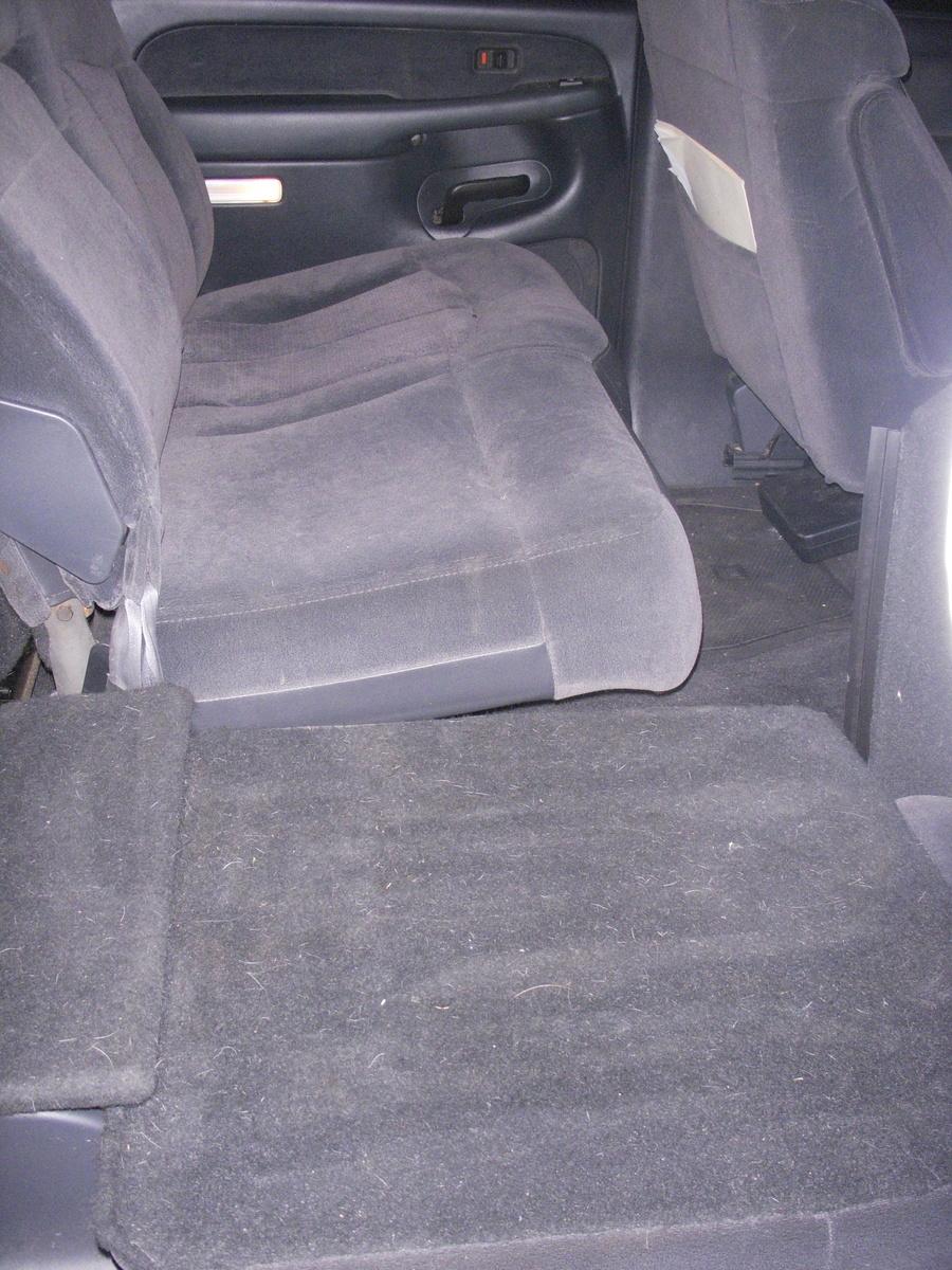 Picture of 2001 Chevrolet Silverado 2500HD LS Crew Cab 4WD, interior