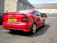 2001 Vauxhall Astra Overview