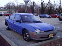 Picture of 1995 Plymouth Neon 4 Dr STD Sedan, exterior