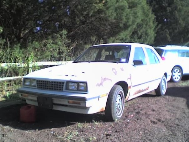 Picture of 1986 Chevrolet Cavalier