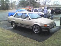 1989 Mazda 323 Picture Gallery