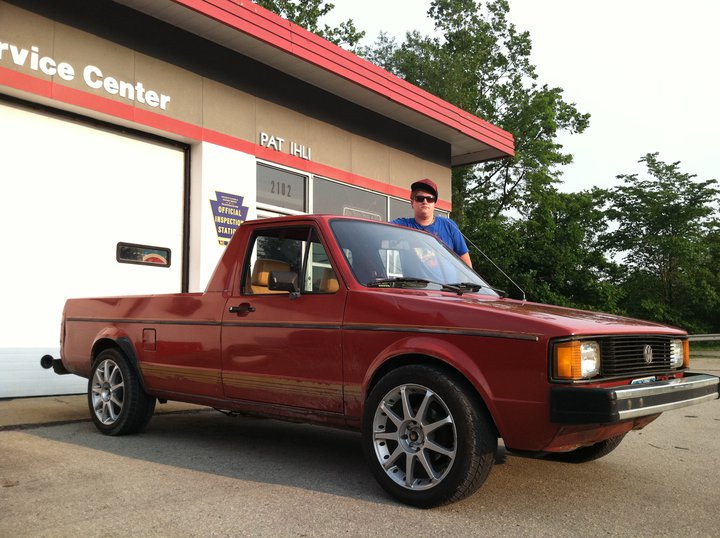 1983 Volkswagen Rabbit picture