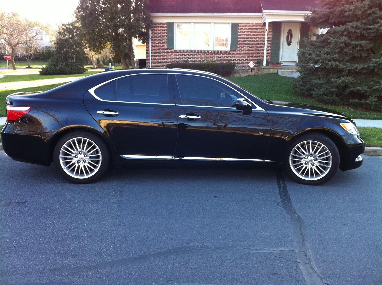 2008 Lexus Ls 460 Pictures Cargurus