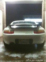 1987 Porsche 928 Overview