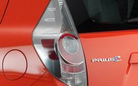 2012 Toyota Prius c, Close-up of tail light. , exterior, manufacturer