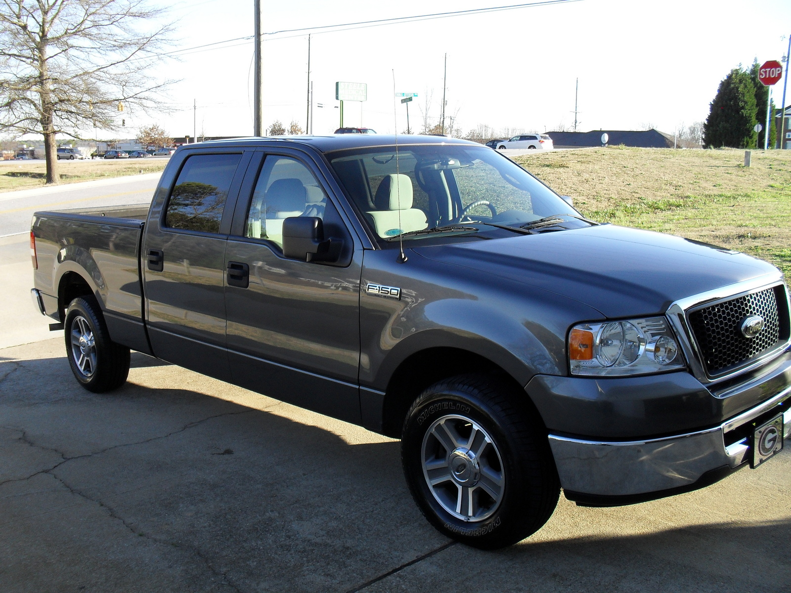 Picture of 2007 ford f 150 xlt supercrew exterior