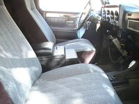 Picture of 1983 GMC Jimmy, interior, gallery_worthy
