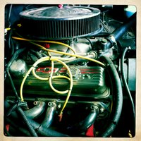 Picture of 1983 GMC Jimmy, engine