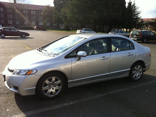 Picture of 2011 Honda Civic LX, exterior, gallery_worthy