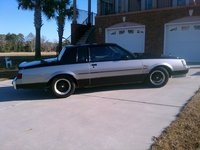 Picture of 1986 Buick Regal T Type Turbo Coupe, exterior, gallery_worthy