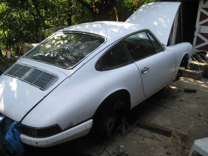 Picture of 1966 Porsche 911