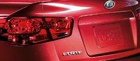 2012 Kia Forte Koup, Back Bumper. , exterior, manufacturer