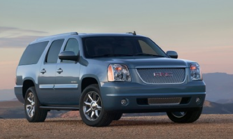 2012 GMC Yukon XL, Front quarter view. , exterior, manufacturer, gallery_worthy