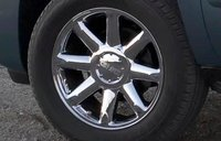 2012 GMC Yukon XL, Close-up of front tire. , exterior, manufacturer