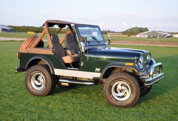 Picture of 1972 Jeep CJ5