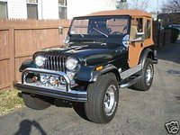 1972 Jeep CJ5 Overview