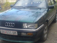 1985 Audi 4000 Overview