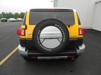 Picture of 2009 Toyota FJ Cruiser 4WD, gallery_worthy