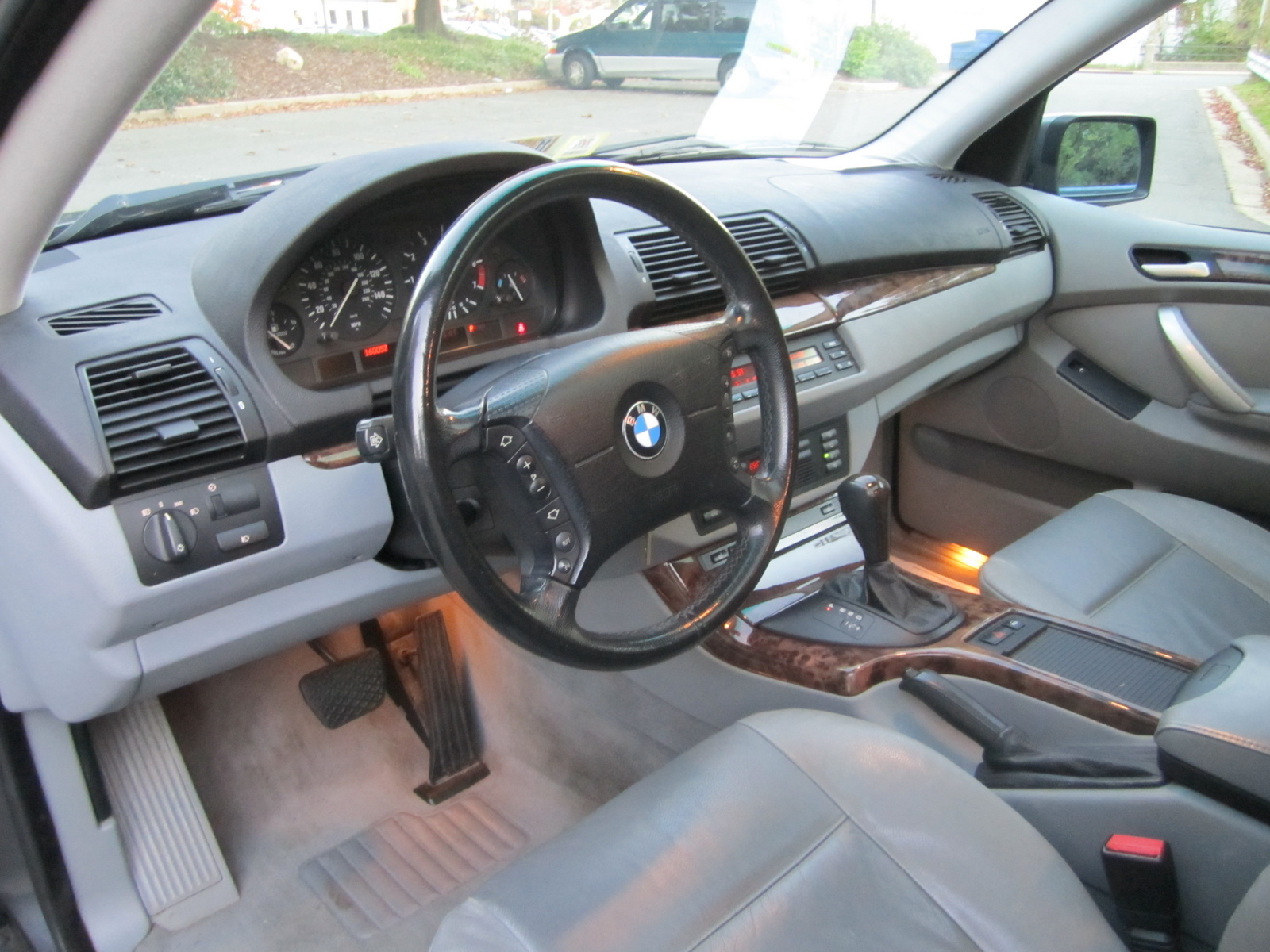 2002 Bmw X5 Interior Specs