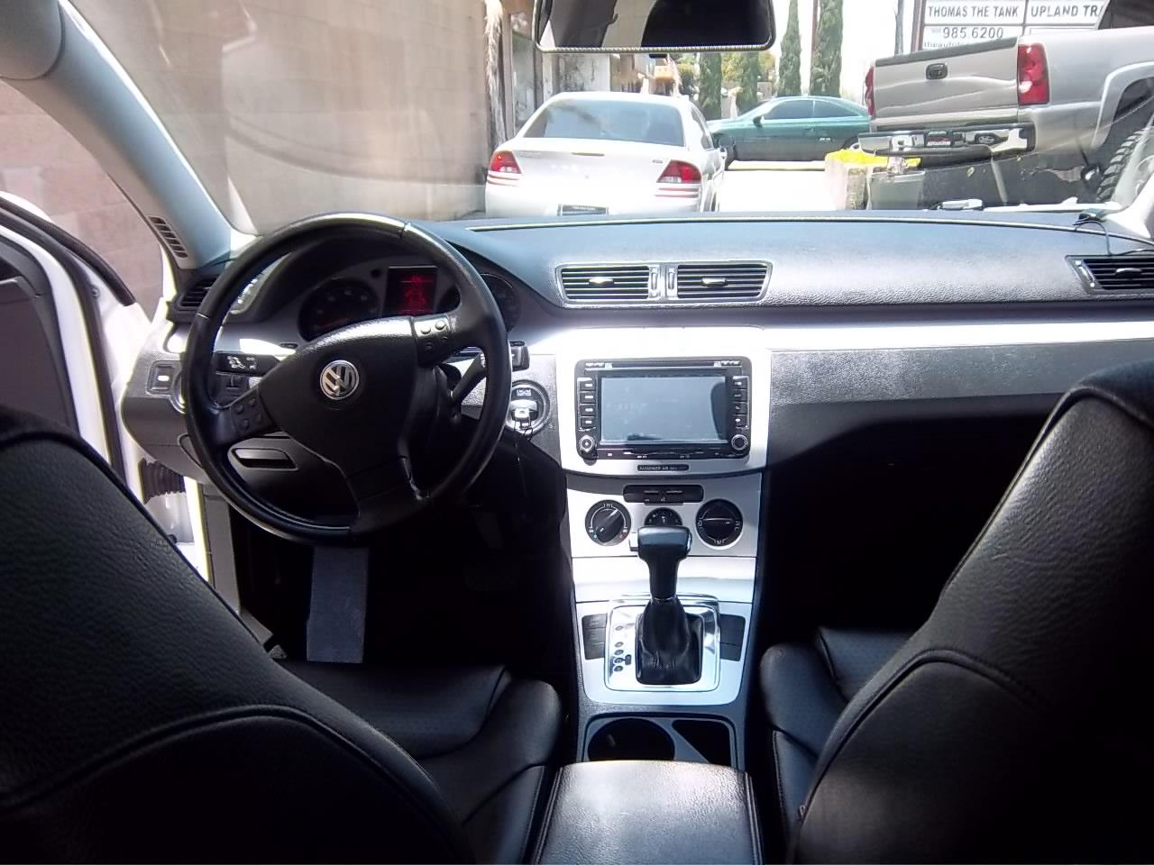 2008 Volkswagen Passat Interior Pictures Cargurus