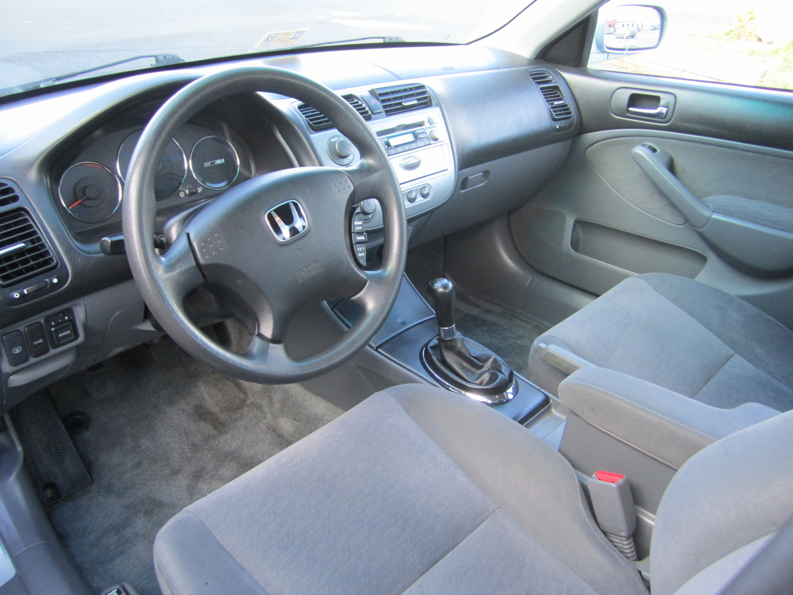 2005 Honda Civic Interior Pictures Cargurus