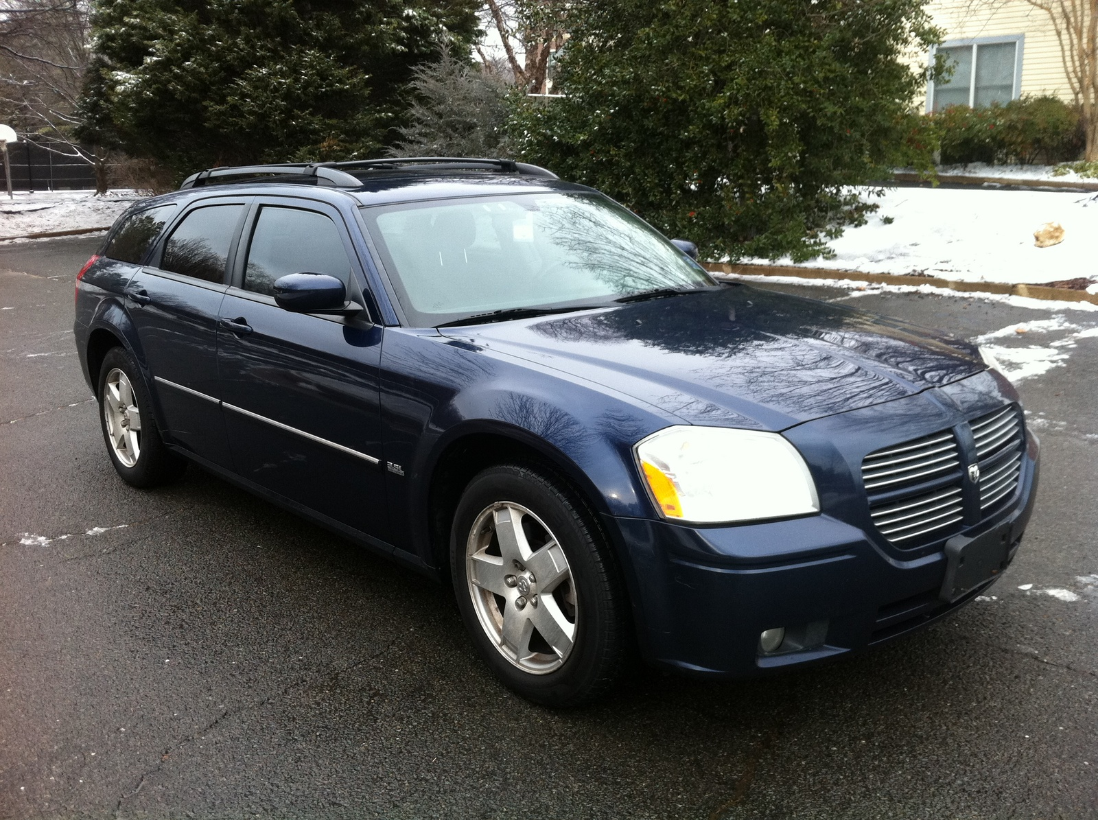 2006 Dodge Magnum SXT AWD - Pictures - Picture of 2006 Dodge Magnum S ...