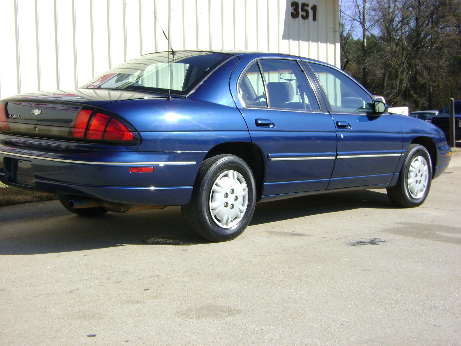 Picture of 1996 Chevrolet Lumina 4 Dr LS Sedan