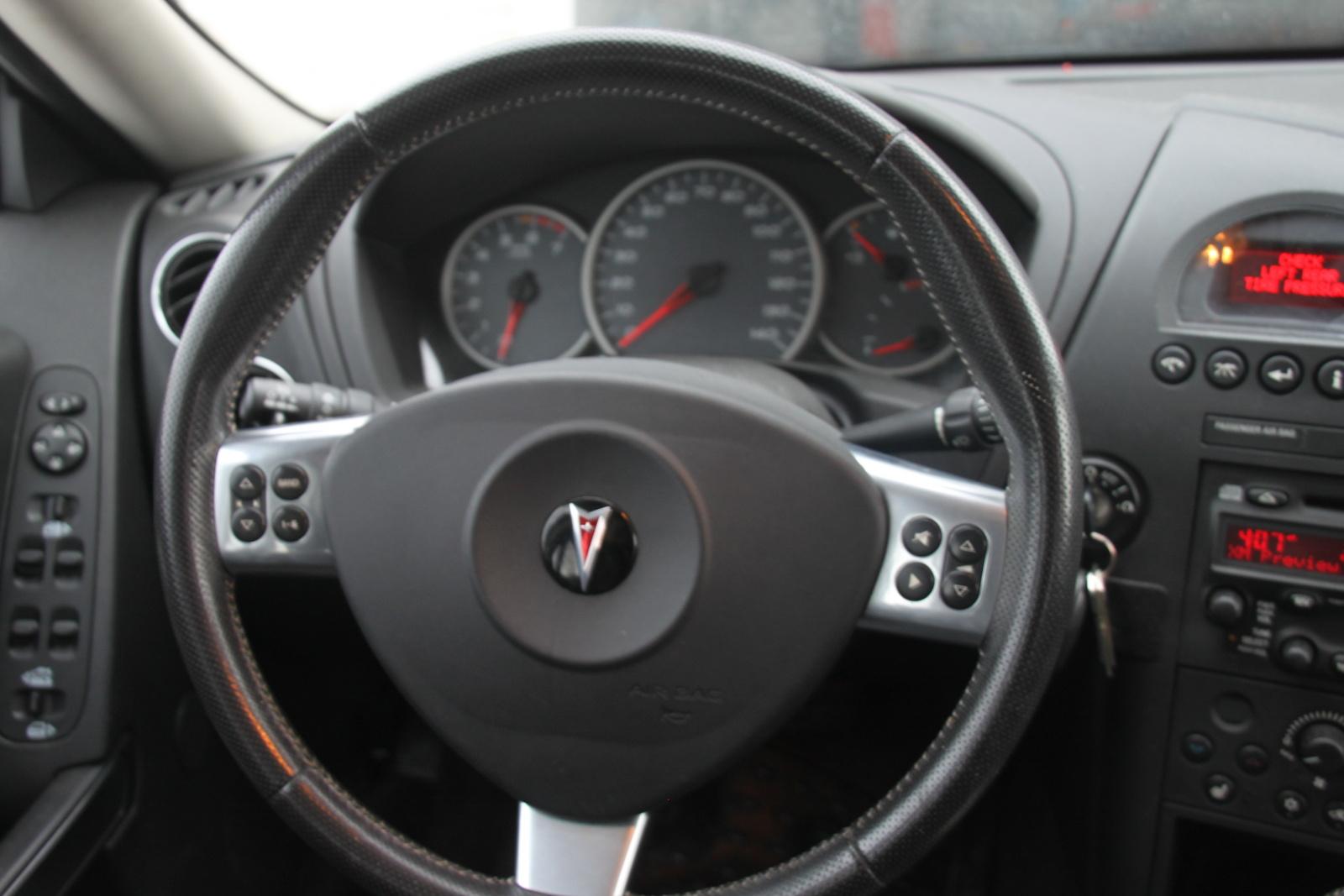 2007 Pontiac Grand Prix Interior Pictures Cargurus