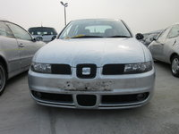 2005 Seat Leon, After it was recovered. Underside ripped to pieces over speed humps., exterior