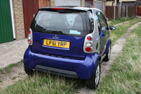 2001 smart fortwo Overview