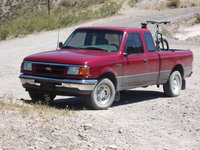 Picture of 1996 Ford Ranger XLT Extended Cab SB, exterior, gallery_worthy
