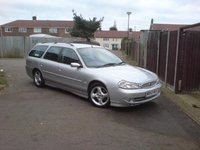 2000 Ford Mondeo Picture Gallery