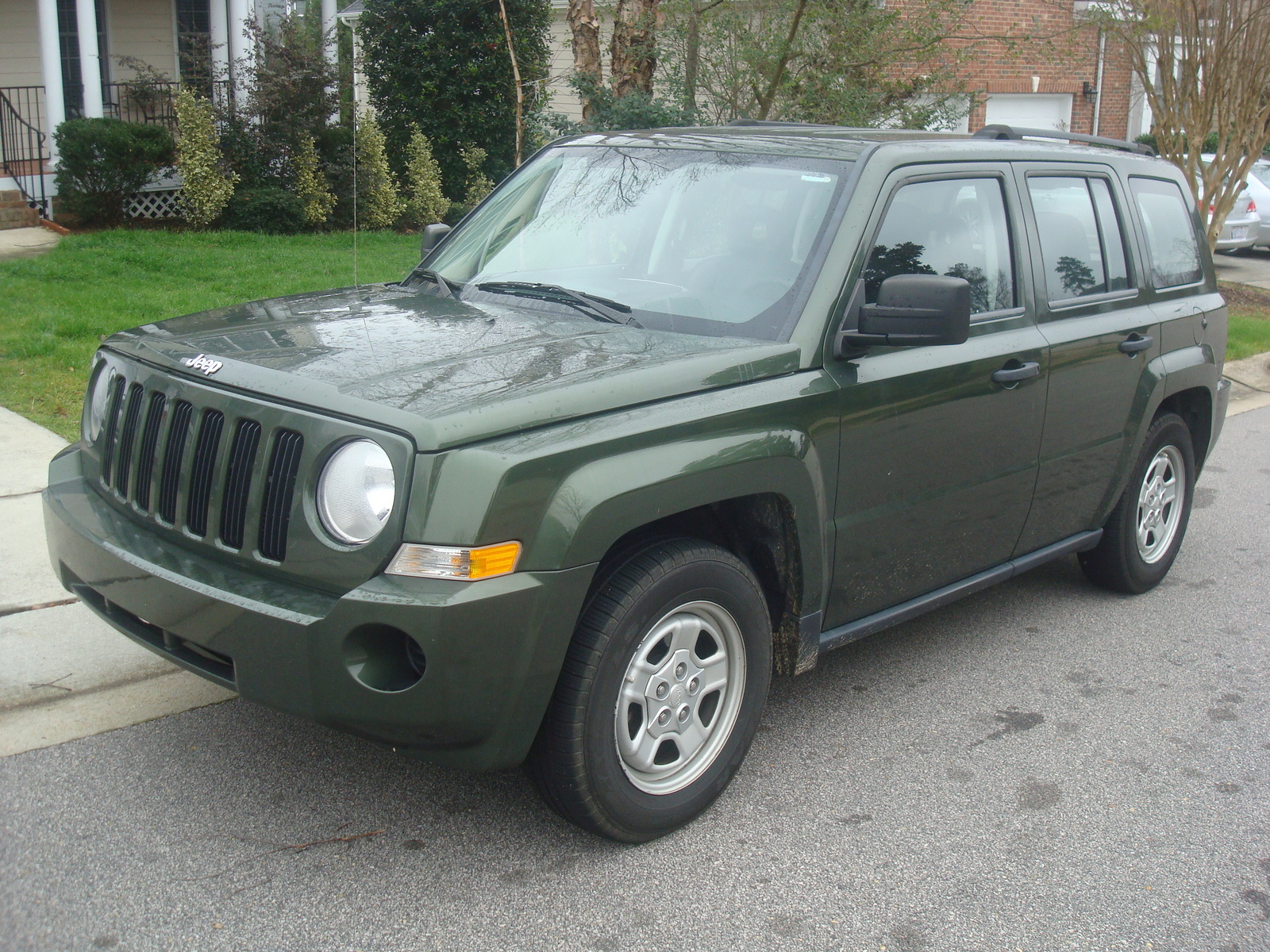 2008 Jeep Patriot Exterior Pictures Cargurus