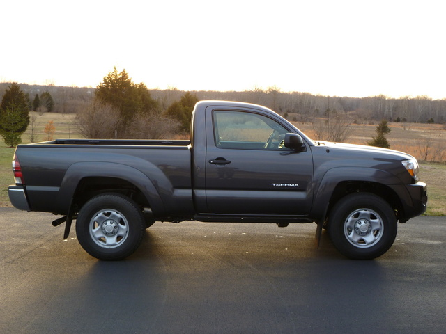 2010 toyota tacoma exterior pictures cargurus. Black Bedroom Furniture Sets. Home Design Ideas