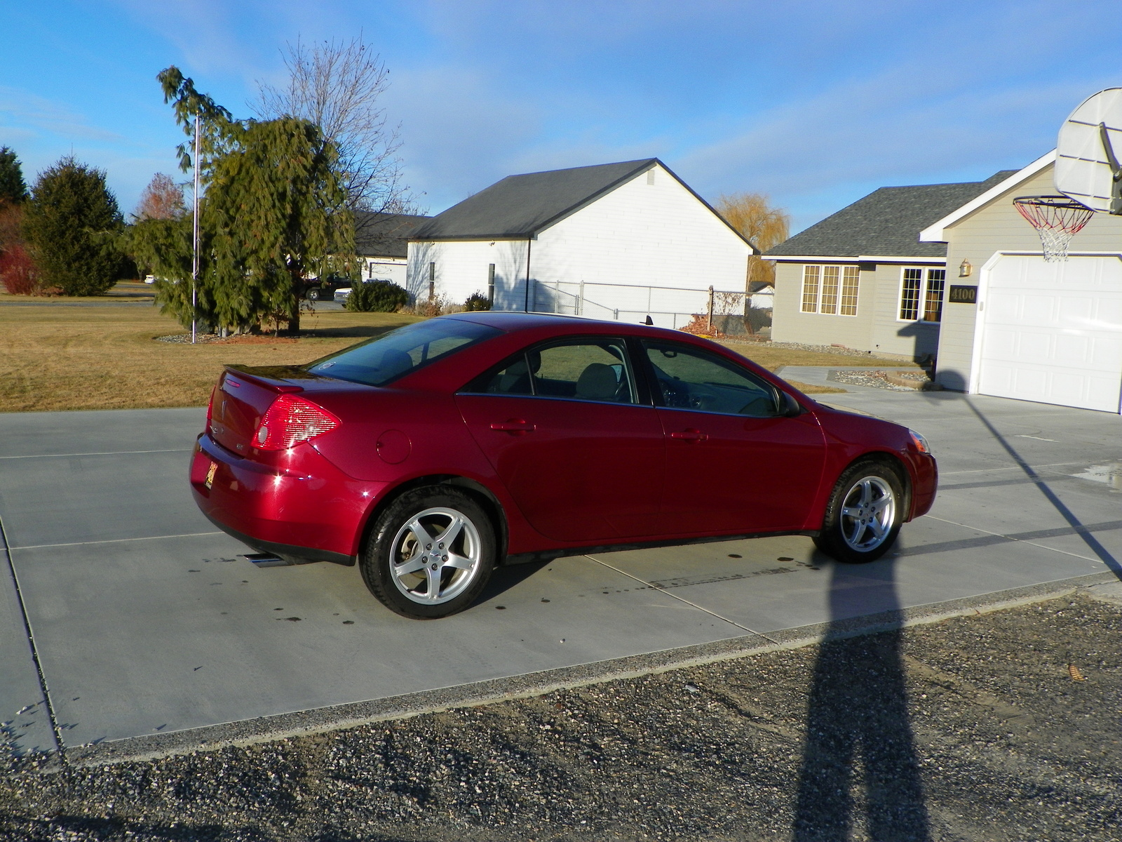 Picture of 2009 Pontiac G6 GT