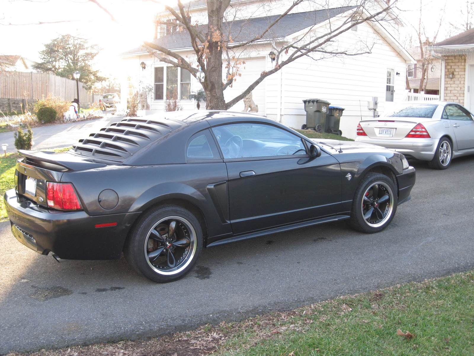 1999 ford mustang gt coupe picture of 1999 ford mustang 2 dr gt coupe. Black Bedroom Furniture Sets. Home Design Ideas
