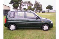 2001 Mazda 121 Overview