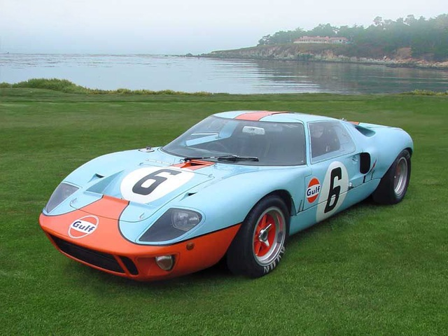 Picture of 1967 Ford GT40, exterior, gallery_worthy