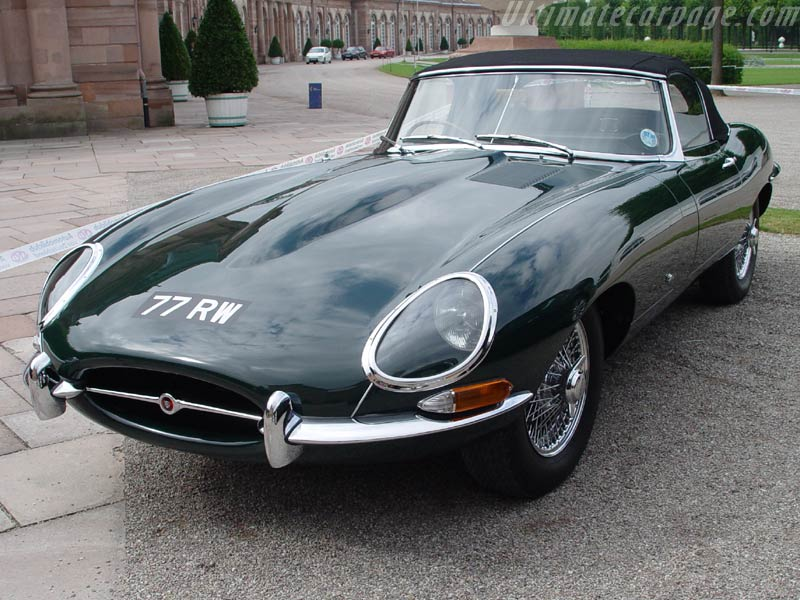 1961 Jaguar E-Type picture