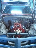 Picture of 1972 Pontiac Ventura, engine