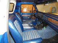 1978 Ford Bronco picture, interior